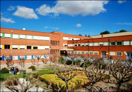 Institut Alt Penedès. Vilafranca del Penedès